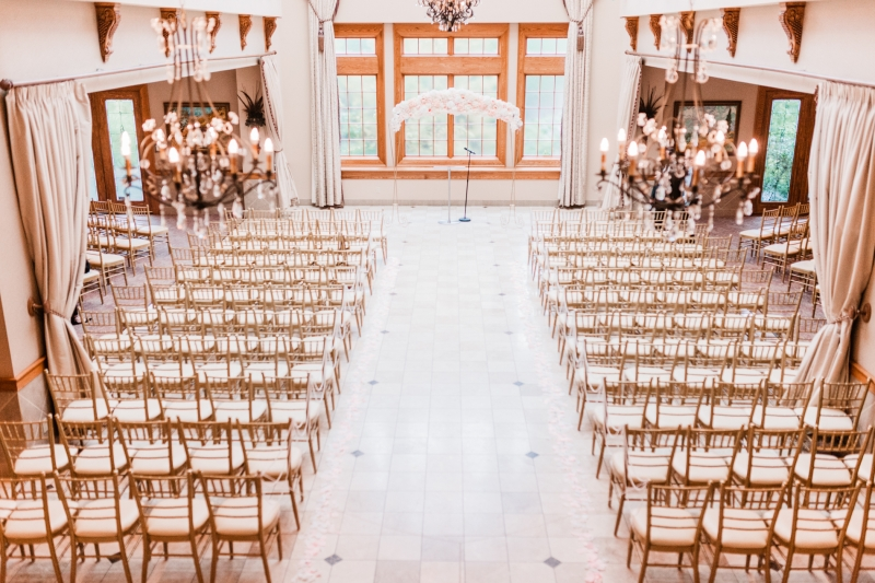 Conservatory Ballroom Ceremony