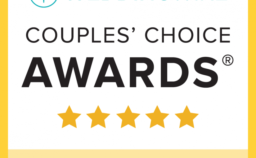 2018 WeddingWire Couples Choice