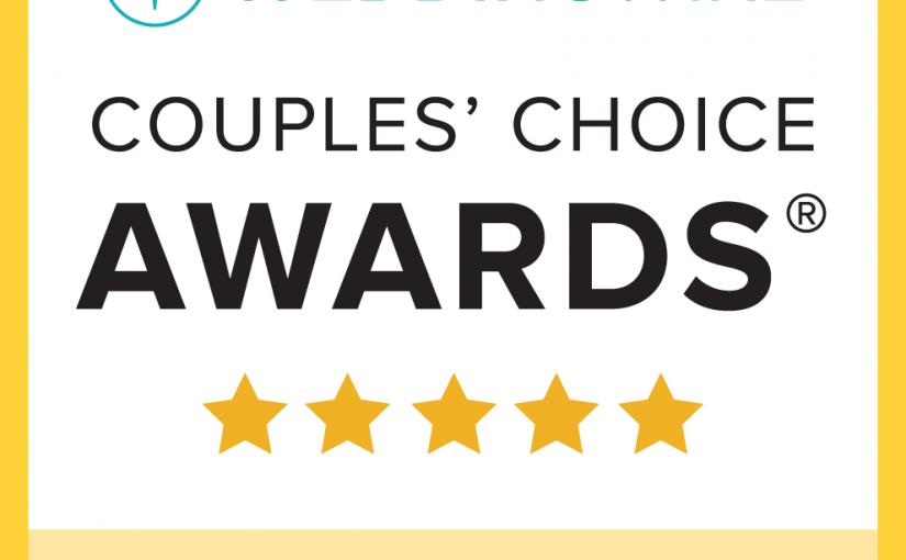2018 WeddingWire Couples Choice