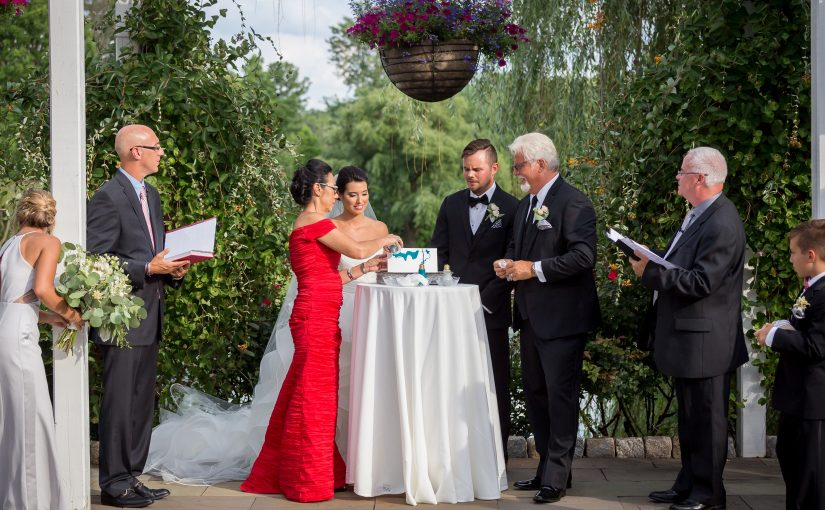 What You Need to Know Before Asking a Friend to Officiate Your Wedding